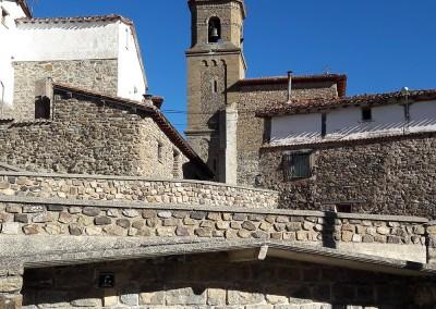 Mejoras accesibilidad en San Román y Muro
